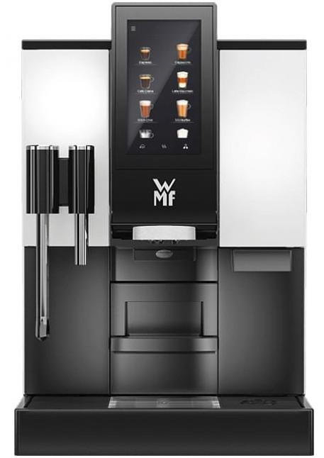 WMF 1100S Bean-to-Cup Coffee Machine for staff and customers