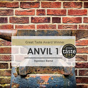 ANVIL Speciality Coffee Beans : ANVIL 1 Award Winning