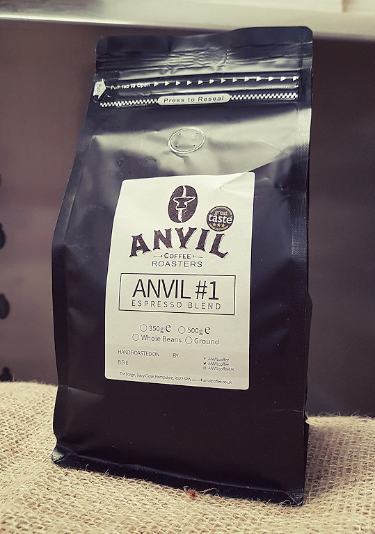 ANVIL #1 Award Winning Coffee Beans