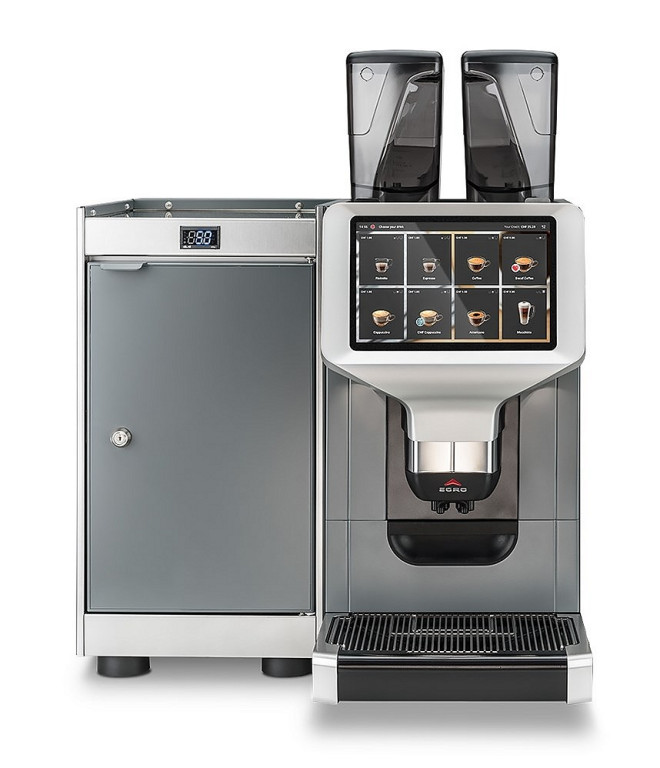 EGRO Next Bean-to-Cup Coffee Machine for offices