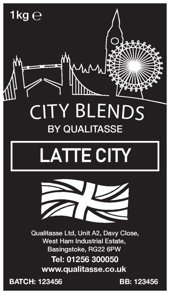 LATTE CITY Coffee Beans