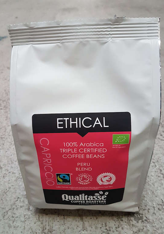 CAPRICCIO ETHICAL Coffee Beans