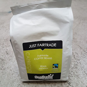 CAPRICCIO JUST FAIRTRADE Coffee Beans
