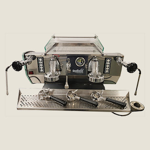 Refurbished 2 Group Commercial Espresso Machine - Kees van der Westen