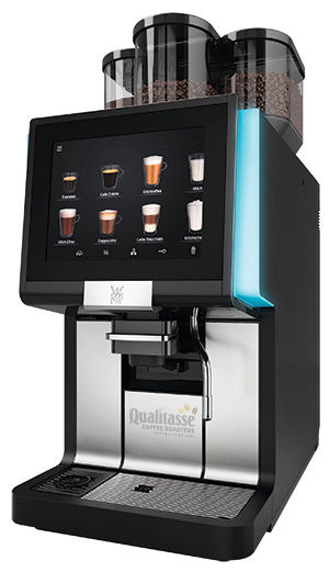 WMF 1500S+ bean to cup office coffee machine