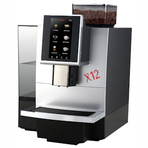 X12 the affordable bean to cup-machine uk