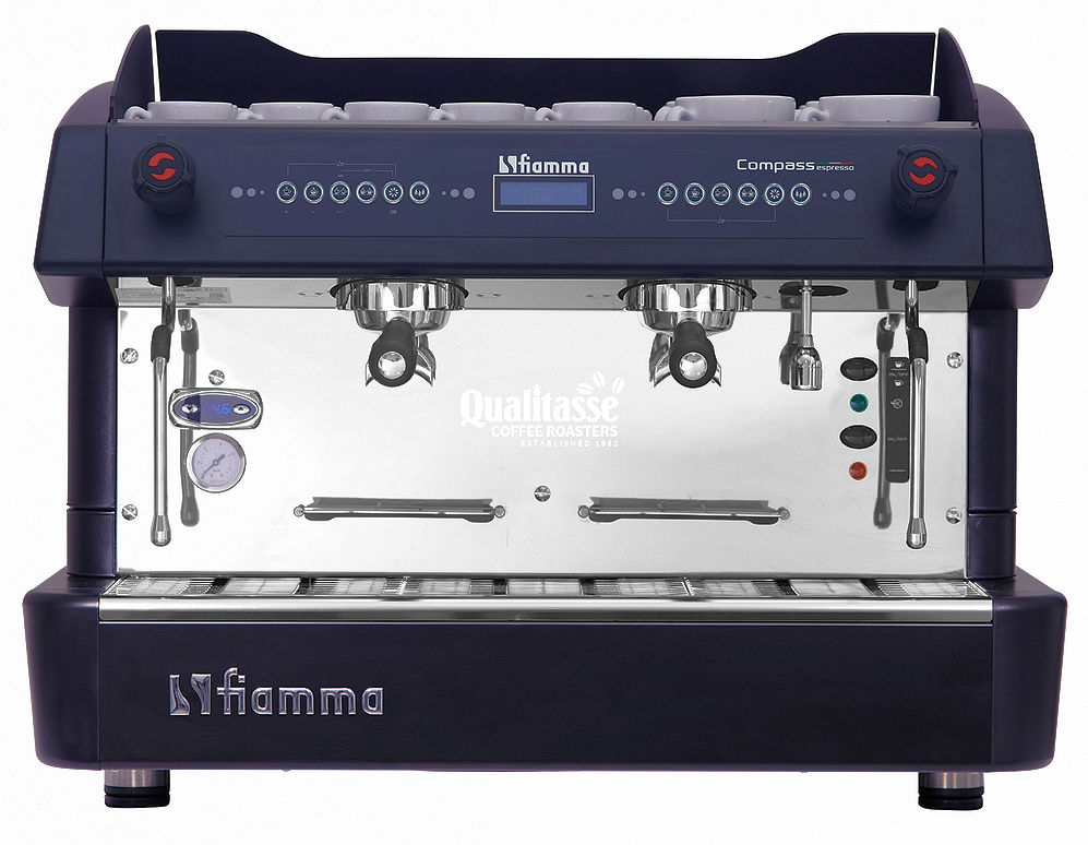 fiamma Compass 2 Group Commercial Espresso Machine