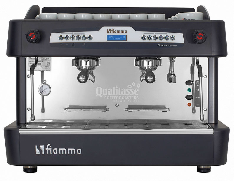 fiamma Quadrant 2 Group Commercial Espresso Machine